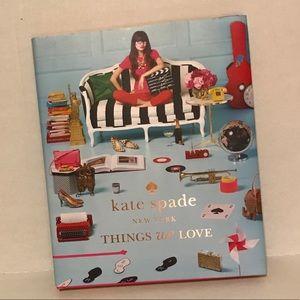 Kate spade things we love coffee table cook